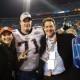 Bella at Super Bowl XXXIX – New England Patriots vs Philadelphia Eagles