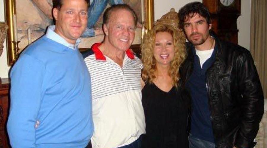 Bella Team with Frank & Kathie Lee Gifford