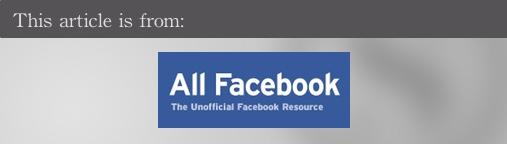 External articles - All Facebook