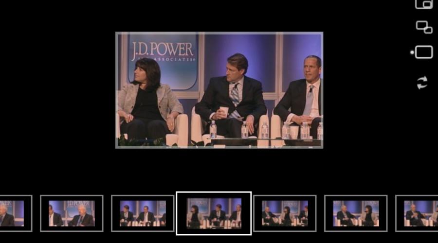 J.D. Power Automotive Marketing Roundtable